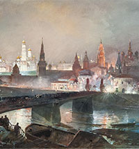 Шедевры русской графики из собрания Государственного Исторического музея в Третьяковской галерее