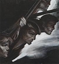 Художники на Балтике