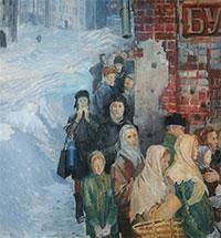Музейная жизнь военного времени в воспоминаниях сотрудниц Третьяковской галереи