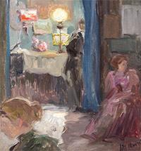 «...Можно очень редко видаться, а связь внутренняя». ЕЛЕНА ПОЛЕНОВА[1] (1850-1898) И МАРИЯ ЯКУНЧИКОВА (1870-1902)