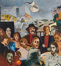 ВОСТОК НА ЗАПАДЕ. Новый взгляд на искусство в ГДР