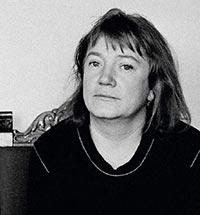 Наталья Нестерова. Портрет художника