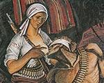Арт-фонд семьи Филатовых приобрел картину Мая Данцига «Партизанская баллада»