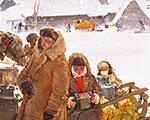 С наступающим Новым Годом! | Государственный музей изобразительных искусств Республики Татарстан
