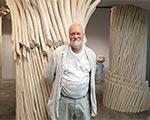 В галерее «ГУМ-Red-Line» в Москве открылась первая персональная выставка Николая Полисского «Русская античность»