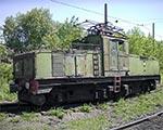 Музей железных дорог России начал восстановление промышленного электровоза завода «Савильяно»