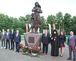 В Тольятти открыли памятник «Ожидание солдата» работы Президента РАХ З.К. Церетели