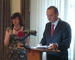 Прием в Швейцарском посольстве