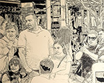 Передача в дар Третьяковской галерее картин Семена Файбисовича