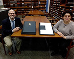 Два издания Фонда ГРАНИ - в коллекции библиотеки музея Метрополитен, Нью-Йорк!