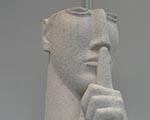 #СидимДома и вспоминаем выставку скульптора Виктора Корнеева «Звук тишины в природе человека» в художественной галерее в Тролльх